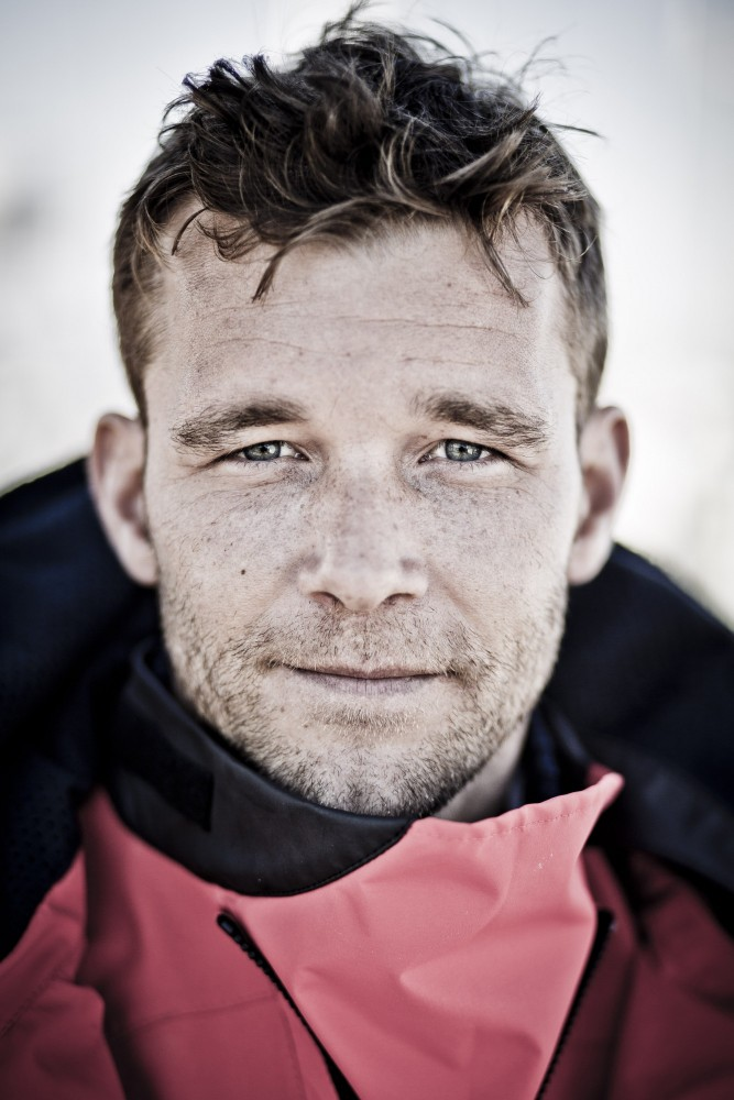 Gaetan Thomas - Garmin skipper clipper race 2017/18